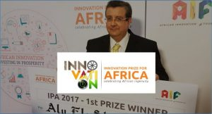 Dr. Ali El-Shafei from Egypt received $100,000 at the 2017 IPA finals.